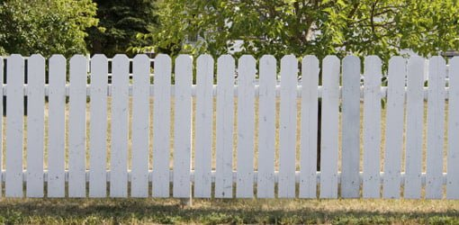 Diy Picket Fence Designs