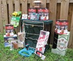 Spring Lawn and Garden Contest prize.
