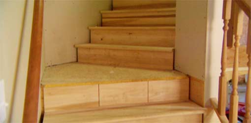 Dealing with Basement Stairs