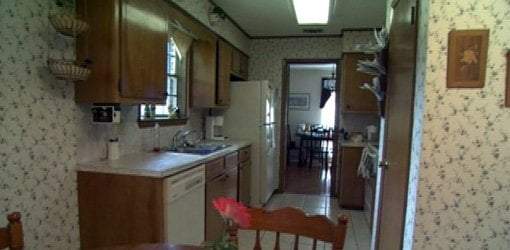 Galley Kitchen Before And After: Before And After Kitchen Slideshow