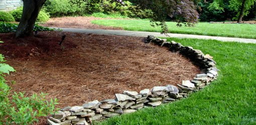 Using Mulch In Your Garden Today S Homeowner