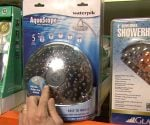 Easy to Install Rainfall Effect Showerhead