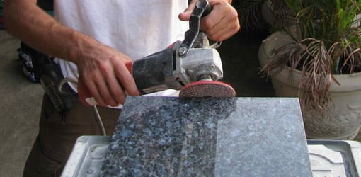 How To Polish Granite Today S Homeowner