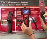 milwaukee spector cordless inspection camera