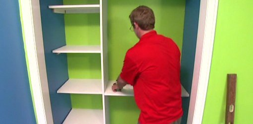 How To Build Closet Shelving For Your Home Today S Homeowner