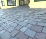 synthetic slate shake roofing