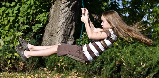 How To Install A Tree Swing Safely Today S Homeowner