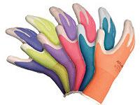 Atlas Nitrile Coated Garden Gloves