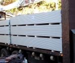 More Drywall is Delivered at Kuppersmith Project