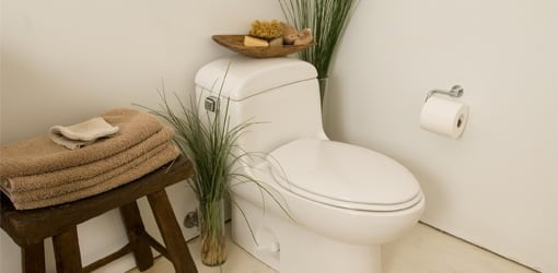 how to repair a stuck handle on a toilet today 39 s homeowner. Black Bedroom Furniture Sets. Home Design Ideas