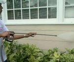 Using a Pressure Washer to Clean the Outside of Your House