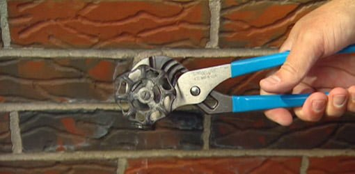 How To Repair A Leaking Outdoor Faucet Hose Bibb Today S