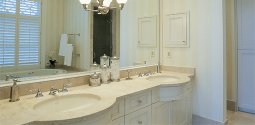 What Is The Best Material To Use For A Bathroom Vanity