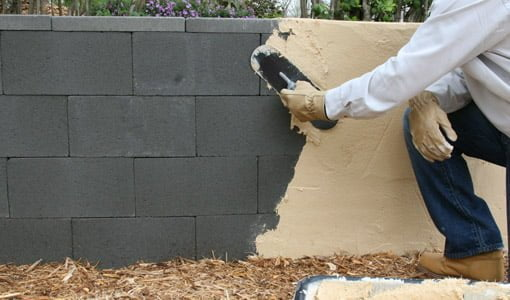 how to stucco basement walls diy interior and exterior walls