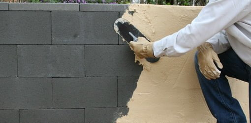 Build A Concrete Block Wall The Easy Way With Quikrete