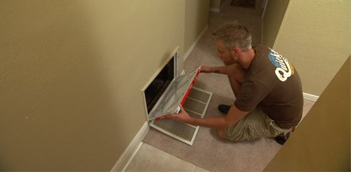How To Find The Air Filter For The Hvac System In Your