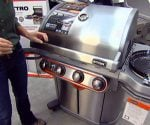 STOK Quattro Gas Grill for Versatile Outdoor Cooking