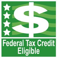 Federal Tax Credit Eligible logo