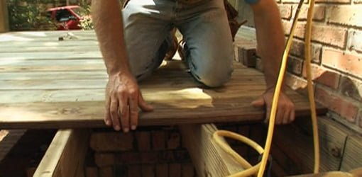 How To Build A Wood Deck On Your Home Today S Homeowner