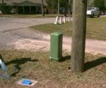 Marking utility lines