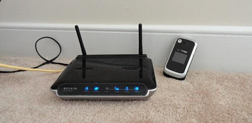 how to move a phone line to another room