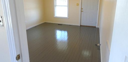 How To Paint Wood Floors Todays Homeowner