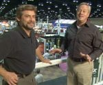 Allen Lyle and Danny Lipford at the International Builders' Show