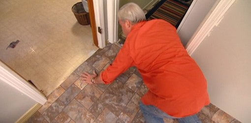 How To Install Vinyl Flooring Without Using Adhesive
