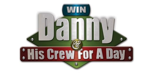 Win Danny & His Crew for a Day Contest logo
