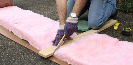 Tip For Cutting Fiberglass Insulation Easily Today S