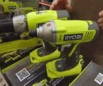 Ryobi Lithium-Ion Drill and Impact Driver Combo Kit