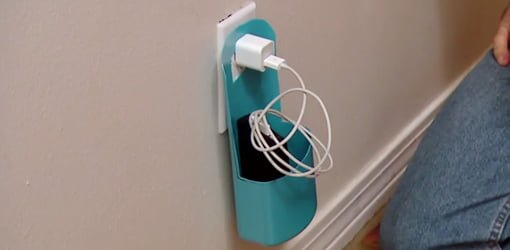 Plastic Bottle Cell Phone Charging Station Today S Homeowner