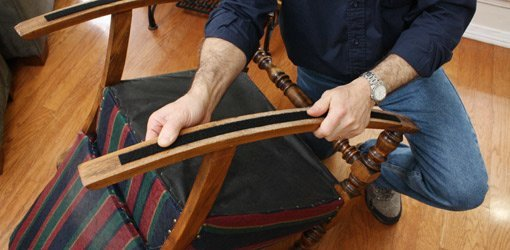 How To Protect Wood Floors From Rocking Chairs Today S