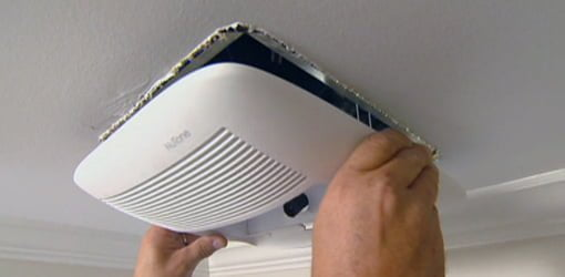 How to Clean a Bathroom Exhaust Vent Fan | Today's Homeowner