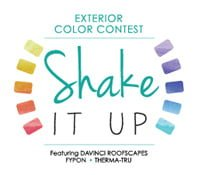 Shake It Up Exterior Color Contest logo
