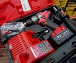 Milwaukee cordless Hammer Drill/Driver kit.