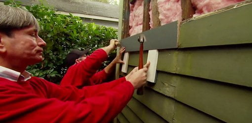How To Replace Damaged Wood Lap Siding Today S Homeowner