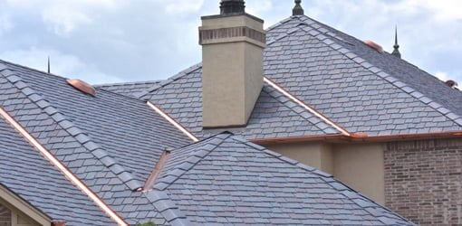 Davinci polymer roofing offers unlimited possibilities for Polymer roofing