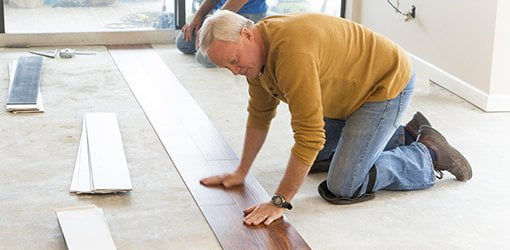 How To Lay Vinyl Plank Flooring Today S Homeowner
