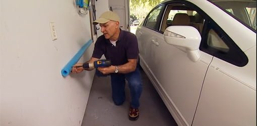 How To Make A Door Bumper With A Pool Noodle Today S