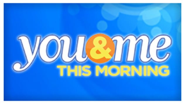 You and Me This Morning logo