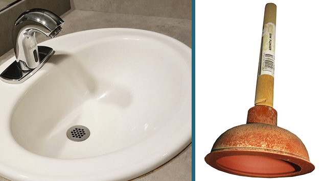 How To Unclog A Bathroom Sink Drain With A Plunger Today 39 S Homeowner Page 2