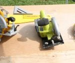 Circular saw and jigsaw.