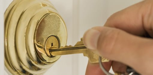 Tips on Buying and Reinforcing Deadbolt Door Locks | Today\'s Homeowner