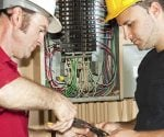 Wiring a circuit breaker box