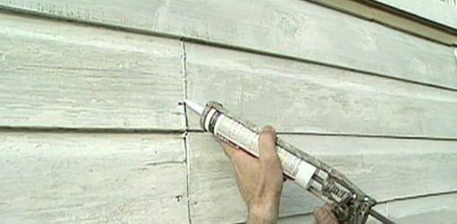 How To Caulk Effectively Today S Homeowner