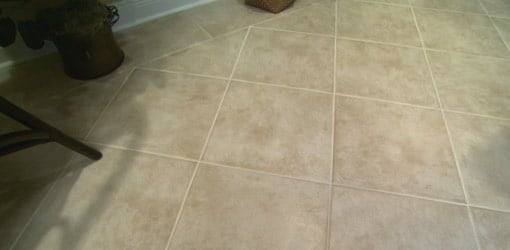 How To Install Tile Over A Wood Subfloor Today S