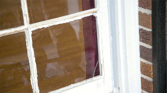 How To Remove Paint From Window Panes Todays Homeowner