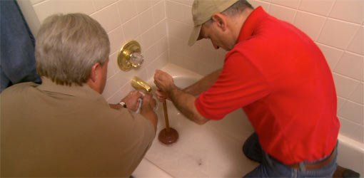 How to Unclog a Tub Drain | Today\'s Homeowner