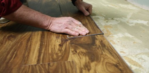 Inexpensive Interior Improvements Todays Homeowner - How long to install vinyl plank flooring